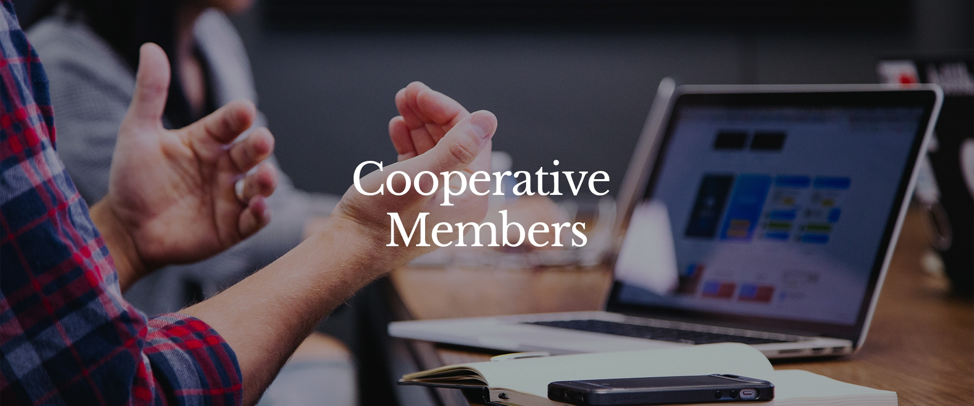 Cooperative Members - Hero Image
