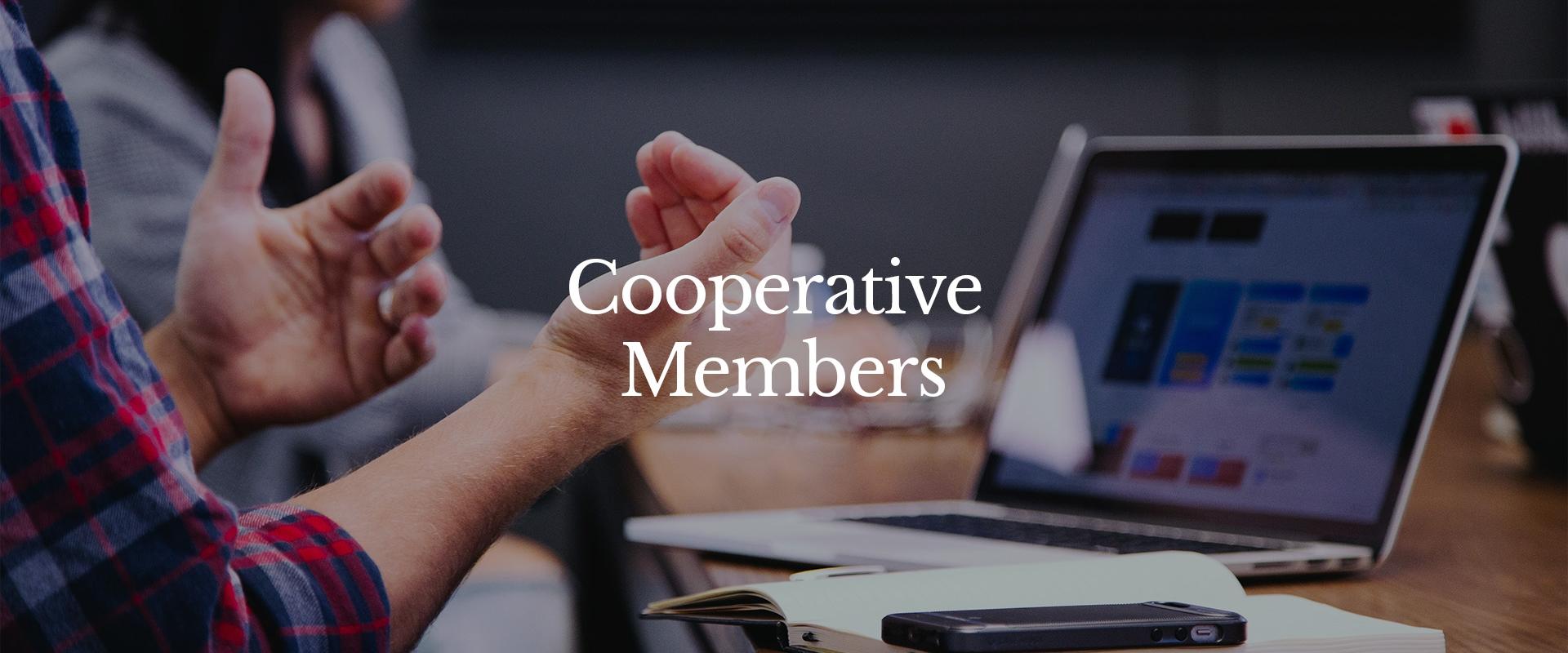 Cooperative Members - Hero Image